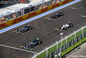 No al tercer auto en la Fórmula 1