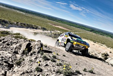 El Renault Duster Team cerró un gran 2014 en el Cross Country