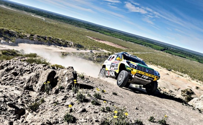 El Renault Duster Team cerró un gran 2014 en el Cross Country