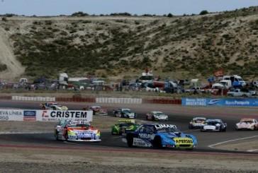 Gini y Urcera ganaron las series clasificatorias del TC Pista. Nicolás Gonzalez 8vo.
