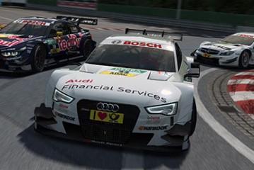"""""""DTM Experience 2014"""" ya disponible para los fanáticos de los autos de turismo"""
