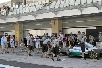 Penoso: Ferrari espió a Mercedes en Abu Dhabi