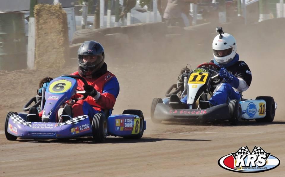 El karting del Río Salado cerró la temporada en San Carlos Sur