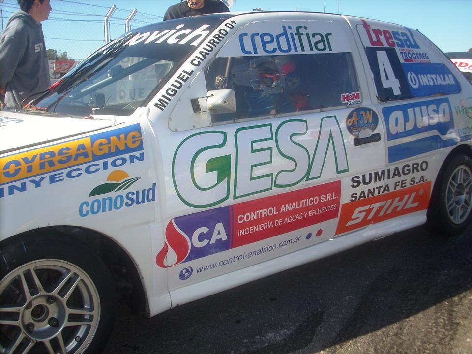 Las sensaciones de Miguel Ciaurro después de Termas de Río Hondo