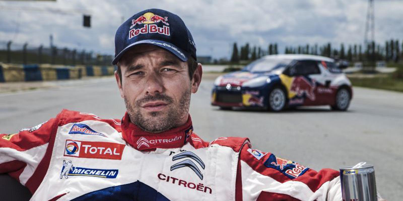 WRC: Loëb correrá en 2015 la primera prueba en Monte Carlo