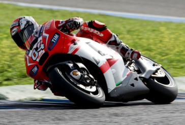 Ducati, Avintia y Forward presentes en los test de Jerez