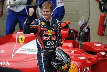 Ahora es oficial: Vettel se viste de rojo en 2015