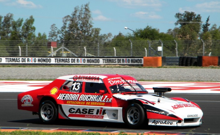 TC 4000: Claudio Buchholz vencedor en Termas de Río Hondo