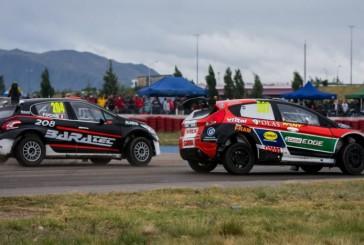 Rally Cross Clase N4: Menzi y Robbiani fueron los ganadores