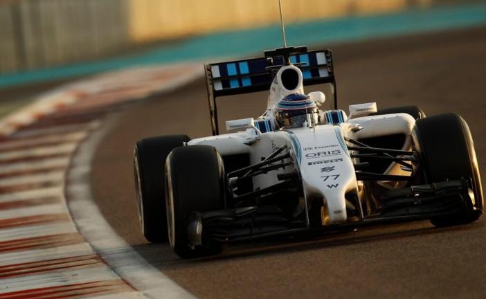 Tests en Yas Marina: Bottas marca el ritmo