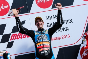 Moto 3: otro Márquez campeón. En Moto 2 Luthi gana tras un regalo de Rabat