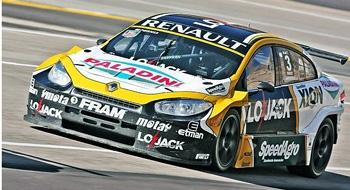 STC 2000: Renault tendrá 5 Fluence en pista en 2015