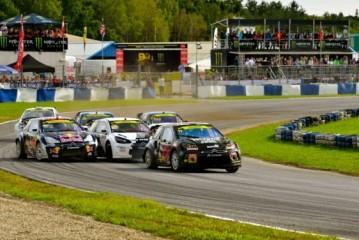 Semana de la Velocidad: Petter Solberg dominó en las series