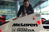 """Alonso vuelve a Mc Laren a """"terminar el trabajo"""""""