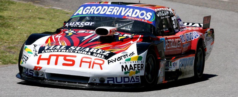 TC: Martín Ponte con pole provisoria