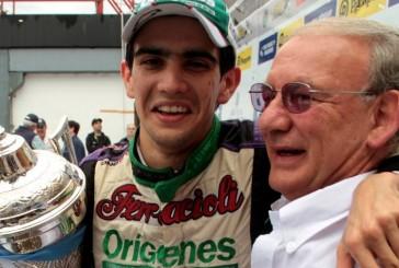 Echeverría es el Campeón de TC Pista 2014