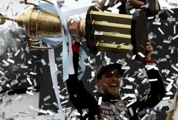 Matías Rossi Campeón Turismo Carretera 2014