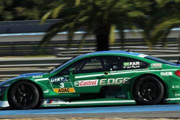 Ultimo test del año del DTM en Jerez, con invitados especiales