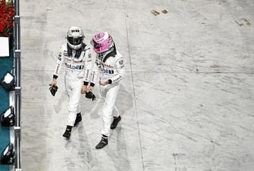 Button o Magnussen, esa es la cuestión