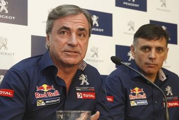 Sainz: «Vamos a intentar ganar el Dakar»
