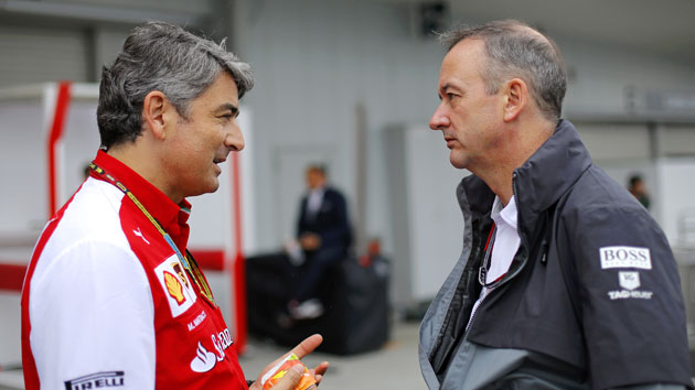 Ferrari y McLaren pierden unos pesitos por la quiebra de Marussia