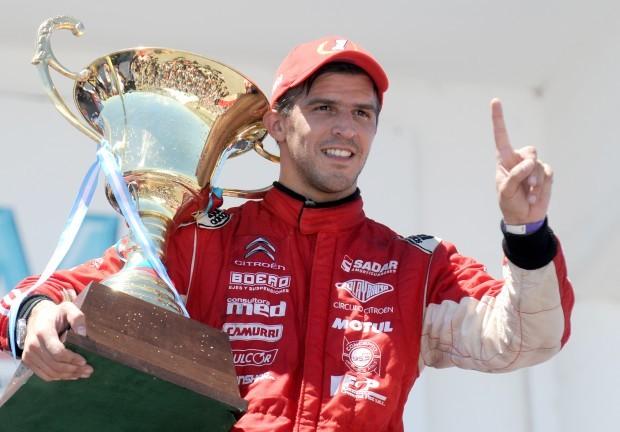 Gomez ganó y Rossi es Campeón del TN 2014