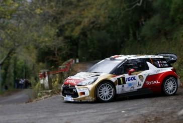 Loëb y señora, ganaron el Rallye du Var