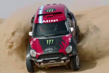 El equipo de Terranova para el Dakar