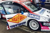 TN: Rossi probó en Paraná y busca su primer título en la categoría