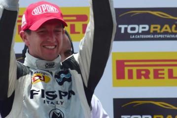Nestor Girolami se quedó con la final en Concordia