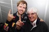 """Bernie panqueque: ahora Vettel y Alonso son """"perdedores"""""""