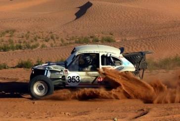 Escarabajo en la arena…..