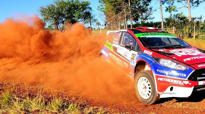 Rally Argentino: Baldoni la saboreaba y Fuchs se la devoró