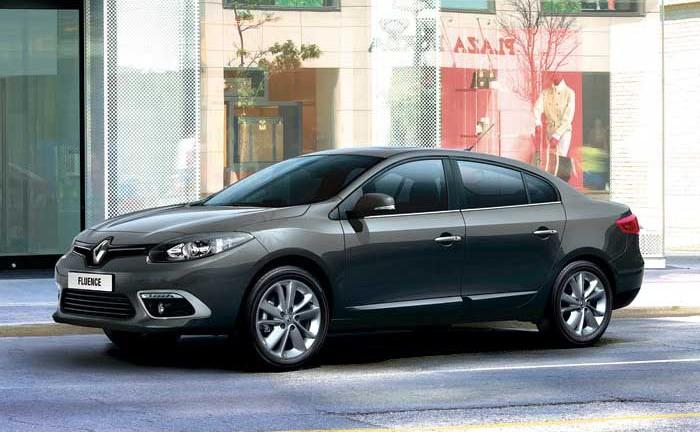 El nuevo Renault Fluence Phase 2 ya disponible en Macua S.A.