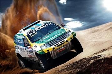 El mundo ya palpita el Dakar 2015