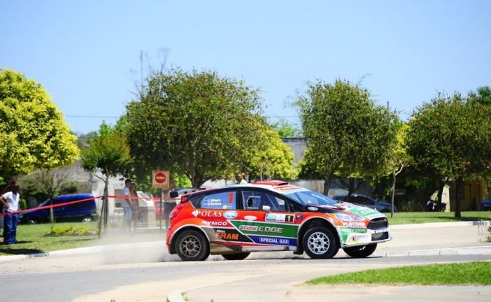 """Rally Argentino: El """"Coyote"""" quiere retener el título"""