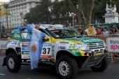 Dakar 2015/D1: ya recorren el Tramo Buenos Aires – Córdoba