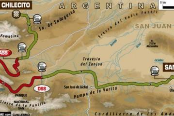 Dakar 2015 / Día 3: San Juan – Chilecito