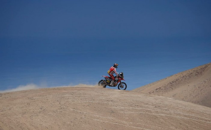 Dakar 2015 / Etapa 9: Roma en autos, Rodrigues en motos y  Gallegos Lozic en cuatris