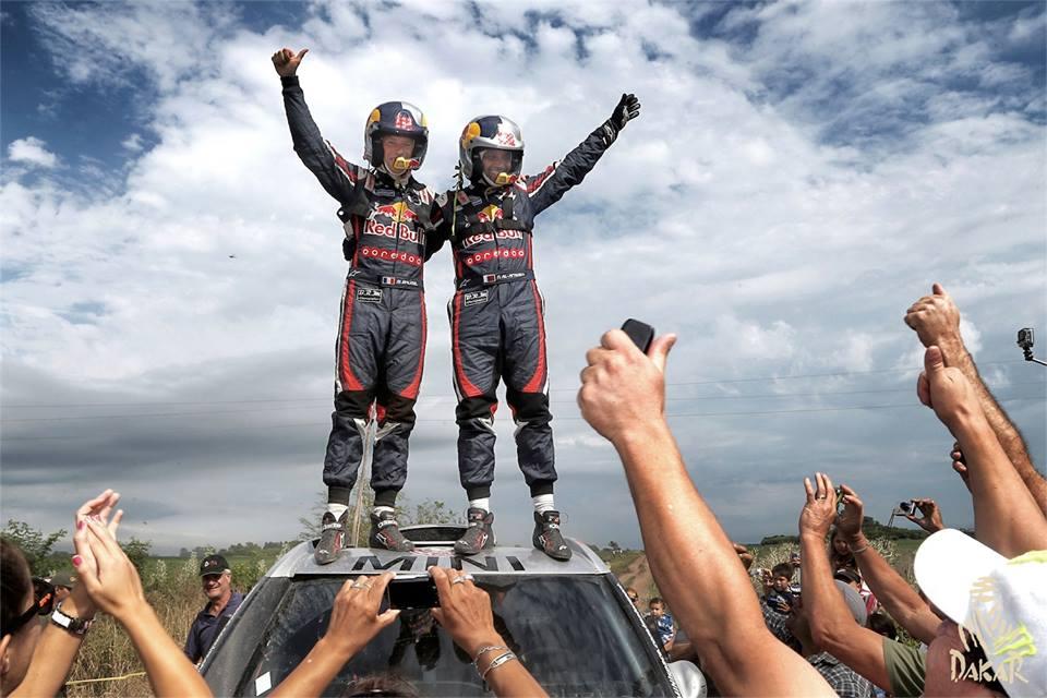 Nasser Al-Attiyah gana el Dakar por segunda vez