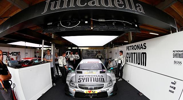DTM: Juncadella confirmado por Mercedes Benz