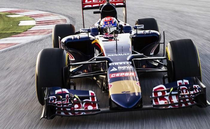 Toro Rosso presentó el STR10