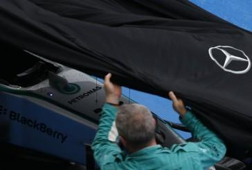 Mercedes presentará el W06 el 1 de febrero en Jerez