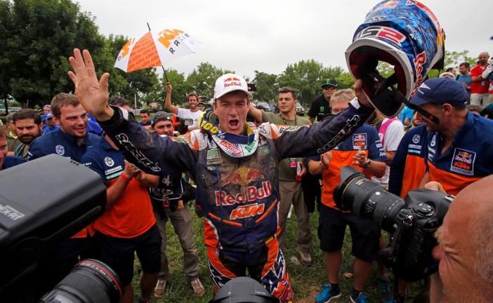 Marc Coma gana la edición 2015 del Dakar