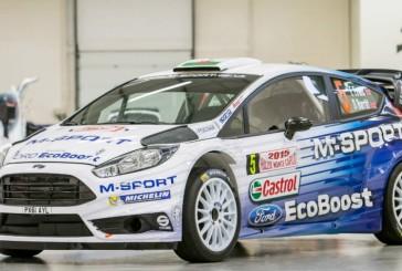 WRC: nuevo diseño basados en Colin Mc Rae