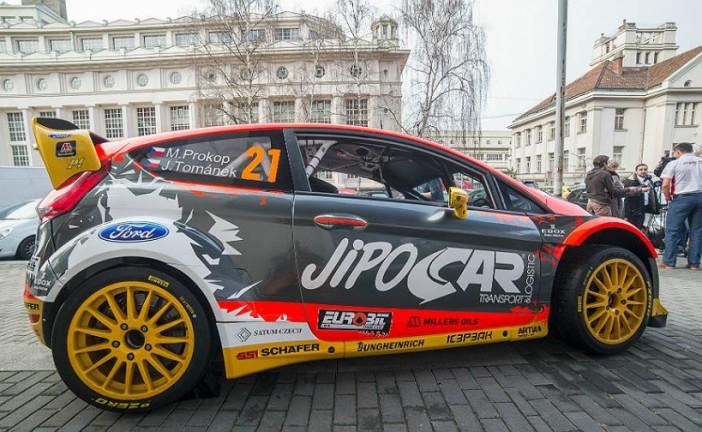 Rally Mundial: Siguen presentando los coches para el 2015