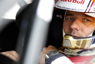 WRC: Loeb conforme en los test previos a Monte Carlo