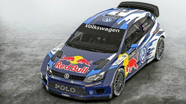 WRC: se presentó el Polo Segunda generación