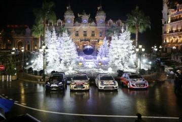 Rally Mundial: el glamour en la primera en Monte Carlo