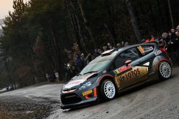 Rally Mundial: Ogier pierde tiempo, pero lidera. Kubica ganó el tramo